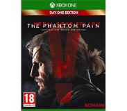Konami Metal Gear Solid V: The Phantom Pain, Xbox One videopeli Day One
