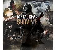 Sony Metal Gear Survive, PS4 videopeli Perus PlayStation 4