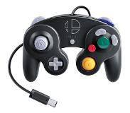 Nintendo GameCube Controller - Super Smash Bros. Edition Peliohjain Nintendo Switch Musta