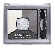 Bourjois Smoky Stories Quad Eyeshadow 01 Grey Night 3,2gr.