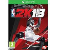2K Games NBA 2K18 - Legend Edition XBOX ONE