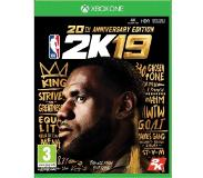 Xbox One NBA 2K19 - 20th Anniversary Edition XBOX ONE