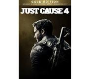 Microsoft Just Cause 4: Gold Edition videopeli Kulta Xbox One