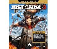 Sony Just Cause 3: Gold Edition videopeli Kulta PlayStation 4