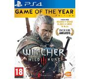 Namco Bandai Games The Witcher 3: Wild Hunt Game of the Year Edition, PS4 videopeli PlayStation 4