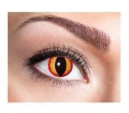 Vegaoo Värilliset linssit Sauronin Silmä a2286aa19d