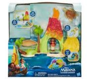 Disney Island Adventure Set, Small doll, Disney Vaiana