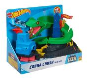 Inget (Storm) Cobra Crush Playset, Hot Wheels