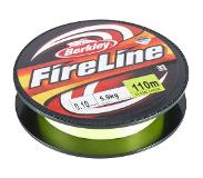Berkley FireLine 0,25mm 110m Green