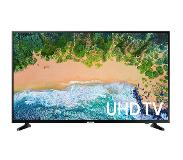 "Samsung NU6035 LED-televisio 139.7 cm (55"") 4K Ultra HD Smart TV Wi-Fi Black"