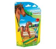 Playmobil 9259 Hevosterapeutti, Country