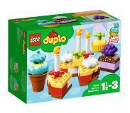 Lego Duplo Rakennuslevy Lelut Ja Pelit Edullisesti