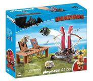 Playmobil - Dragons - Gobber the Belch ja linko