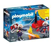 Playmobil Action 9468 Palomiehet