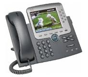 Cisco IP Phone/7975 Gig Color w/1 RTU License