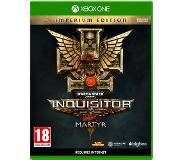 BigBen Interactive Warhammer 40,000 Inquisitor Martyr - Imperium Edition videopeli Xbox One Englanti