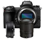 Nikon Z6 + Nikkor Z 24-70mm f/4 S + Mount Adapter FTZ