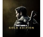 Sony Just Cause 4: Gold Edition, PS4 videopeli Kulta PlayStation 4
