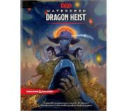Enigma Dungeons and Dragons - Waterdeep Dragon Heist Book (D&D) (English)