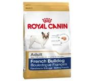 Royal Canin French Bulldog Adult -kuivaruoka, 3 kg