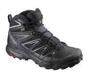 Salomon X Ultra 3 Mid GTX Kengät Miehet, black/india ink/monument UK 10 | EU 44 2/3 2020 Vaelluskengät