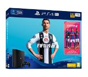 Sony PS4 PRO 1TB + FIFA 19 BUNDLE