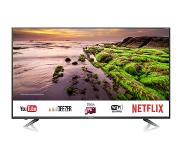 "Sharp LC-50UI7222E LED-televisio 127 cm (50"") 4K Ultra HD Smart TV Wi-Fi Musta"