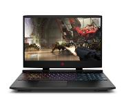 "HP OMEN 15-dc0018no Musta Kannettava 39,6 cm (15.6"") 1920 x 1080 pikseliä 2,20 GHz 8. sukupolven Intel Core i7 i7-8750H"