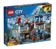 LEGO City Police Office on the mountain - 60174