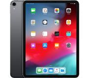 "Apple iPad Pro 27,9 cm (11"") 512 GB Wi-Fi 5 (802.11ac) 4G LTE Harmaa iOS 12"