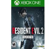 Capcom Resident Evil 2 Remake Deluxe Edition Xbox One