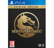 Micromedia Mortal Kombat 11 - Premium Edition (PS4)