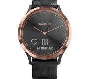 Garmin vívomove HR Sport, Black Rose