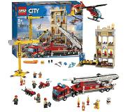 LEGO City Fire station in the city - 60216