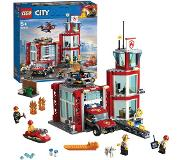 LEGO City Fire Station - 60215