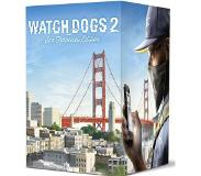 Ubisoft Watch_Dogs 2 San Francisco Edition, PS4 videopeli Perus+DLC PlayStation 4