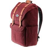 TruBlue The Patriot backpack (Main colour: bordeaux red)