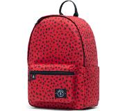 Parkland Edison children's backpack (Main colour: black/red)