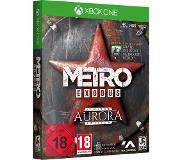 Deep Silver Metro: Exodus - Aurora Limited Edition videopeli Xbox One