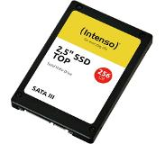 Intenso 256GB SSD SATAIII Top