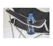 Camp Gear Chair foldable gray