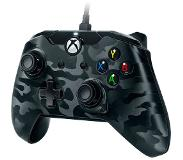 Microsoft Xbox One: PDP Deluxe wired XB1/PC controller Black Camo