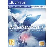 Namco Bandai Games Ace Combat 7: Skies Unknown (PS4)