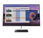 "HP EliteDisplay S270n LED display 68,6 cm (27"") 3840 x 2160 pikseliä 4K Ultra HD Musta, Hopea"