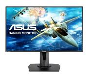 "Asus VG275Q LED display 68,6 cm (27"") Full HD Matta Musta"
