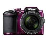 "Nikon COOLPIX B500 Bridge-kamera 16 MP CMOS 4608 x 3456 pikseliä 1/2.3"" Purppura"
