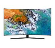 "Samsung UE55NU7500 55"" Smart 4K Ultra HD Curved LED"