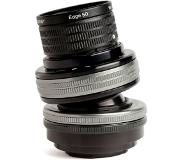 Lensbaby Composer Pro II with Edge 50 SLR Musta, Hopea