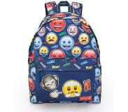 Emoji Angry Backpack School Bag Reppu Laukku 43x33x13cm