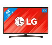 "LG 43"" 4K UHD Smart TV 43UK6400"